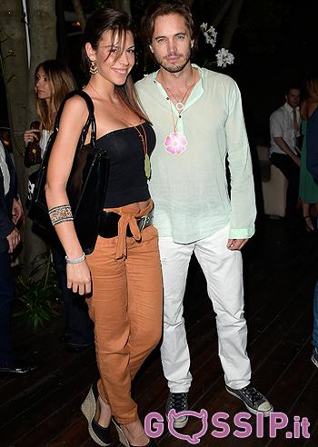 Raffaello Balzo e Lisa  Foto e Gossip