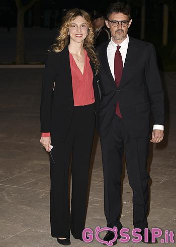 Marianna Madia con il marito  Foto e Gossip