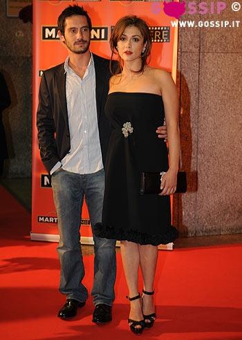 Valentina Lodovini e Marco Foschi  Foto e Gossip