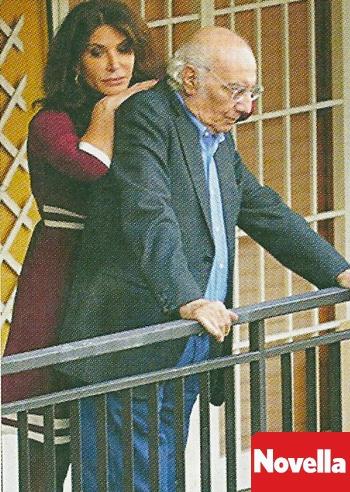 Passione tra lavvocato penalista Nino Marazzira 75 anni e