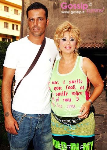 Tina Cipollari incinta  Foto e Gossip