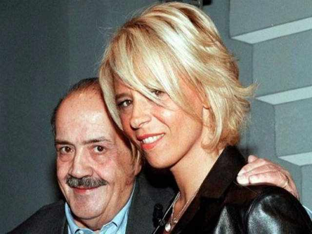 Maurizio Costanzo, dichiarazione d'amore a Maria De Filippi