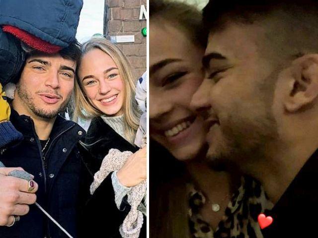Fabio Basile innamoratissimo di Daria i due finalmente insieme