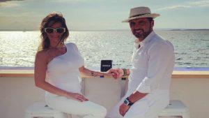 Ursula Bennardo e Sossio Aruta foto