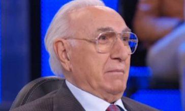 """""""Sanremo ha rischiato di finire all'estero"""": parla Pippo Baudo"""