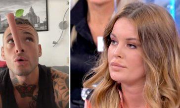 Grande Fratello Vip, Matteo Ranieri risponde a Sophie Codegoni: confronto in arrivo?