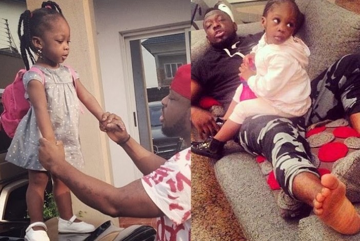 timaya and daughter-0