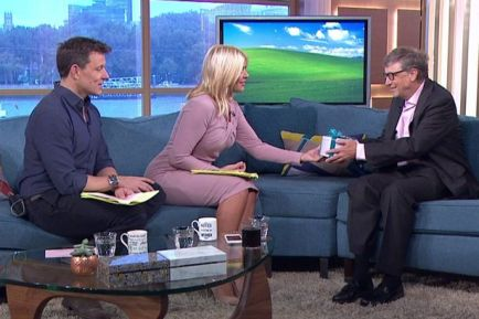 bill-gates-holly-willoughby-ben-shephard