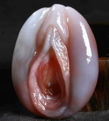 Fish shaped like a vagina