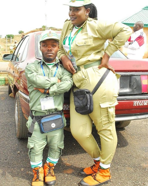 bless12345 - NYSC Member Meets His Wife And Buys A Car At His PPA In Plateau State [Photos]