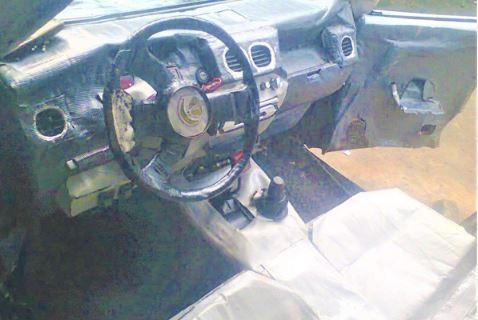Nigerian Man Manufactures Car
