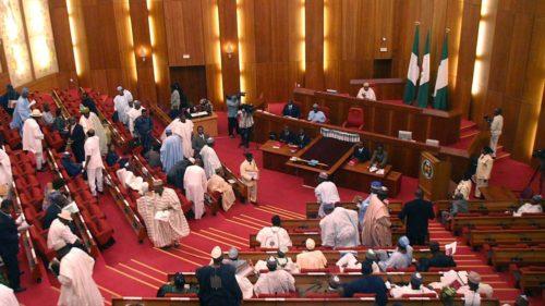 """bukola 500x281 - """"Law To Regulate Social Media In Nigeria Is Underway'' – Senate"""