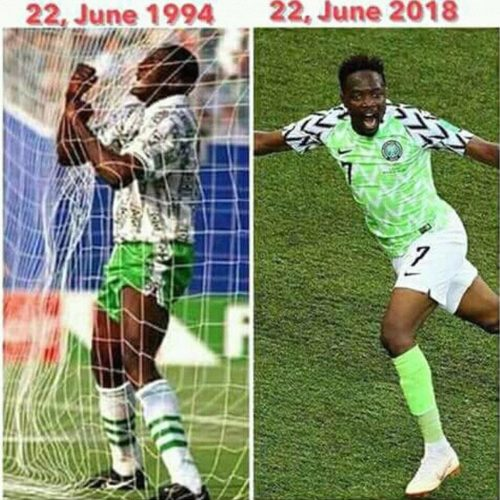 """insult0 500x500 - """"Stop Praising Only Musa Too Much So His Team Mates Dont Get Jealous And Choke Him Out Like Yekini In 1994"""""""