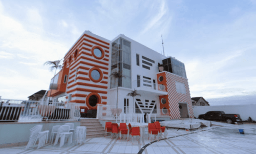 okwi1 500x301 - Photos Of Most Expensive House In Nigeria, Owned By Runtowns Boss Ericmanny