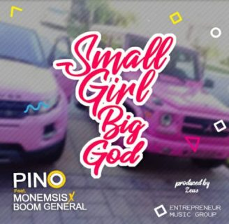 pino 500x487 - New Music: Pino – Small Girl Big God ft Monemsis & Boom General
