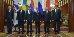 Jefes de Estado a la reunión de la CEEA