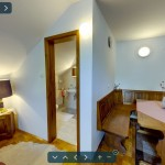 360-studio, accommodation
