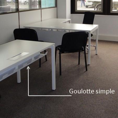 Goulotte Range Cable Pour Bureau