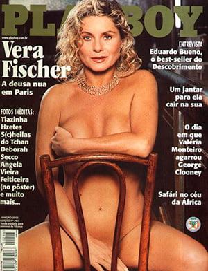 Vera Fischer Nua Playboy