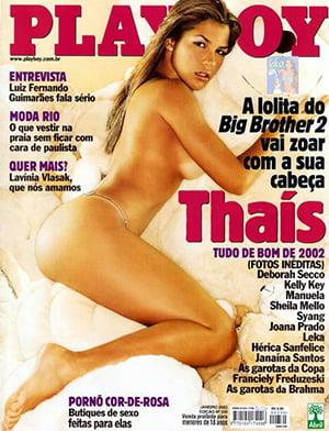 Thais Ventura Nua Playboy