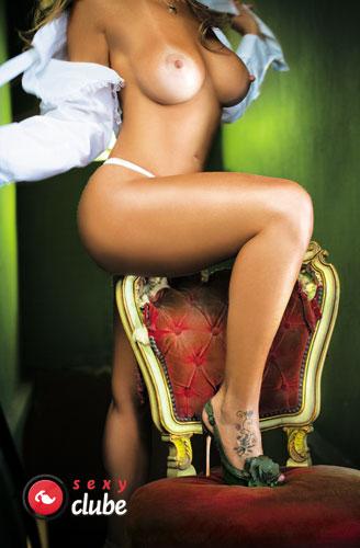 Foto de Glenda Santos pelada na Sexy