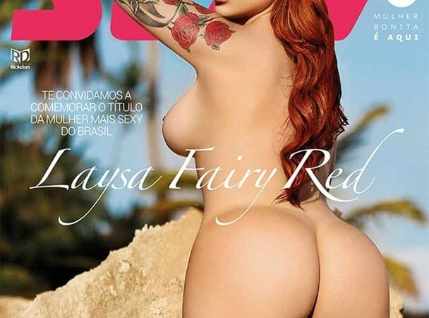 Sexy Laysa Fairy Red