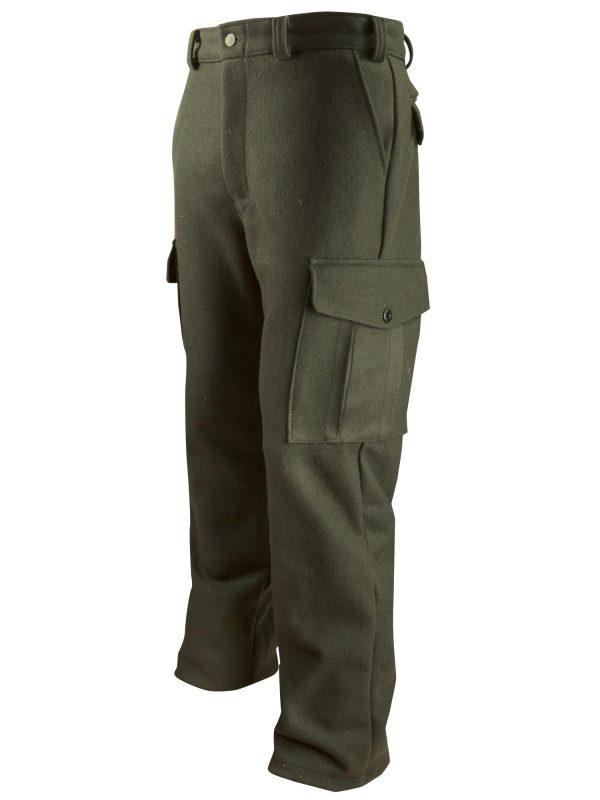 Big Bill 18 Oz. Merino Wool Cargo Hunting & Outdoor Pants