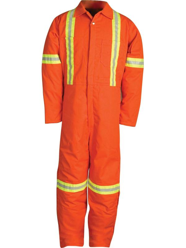 Big Bill Mid-weight Insulated Twill Work Coverall With