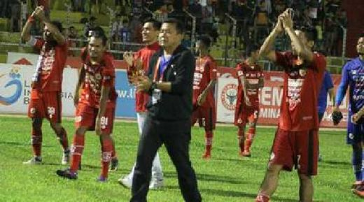 Taklukkan Aceh United, Semen Padang Catat Kemenangan Ketujuh Beruntun
