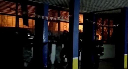 Kantor KPPN Padang Ludes Terbakar, Diduga karena Korsleting