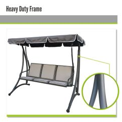 Hanging Chair Outdoor Australia Etsy.com Covers 3 Seat Swing Canopy Garden Bench Seater