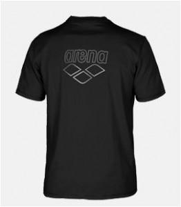 T-shirt Arena back