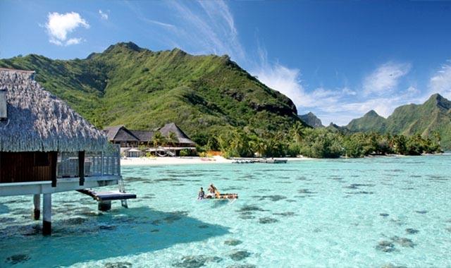 Tahiti Moorea Honeymoon Packages