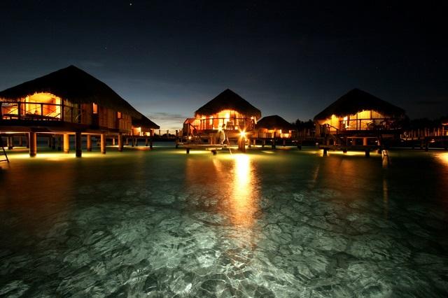 Bora Bora Pearl Beach Resort and Spa  Tahiti Vacations