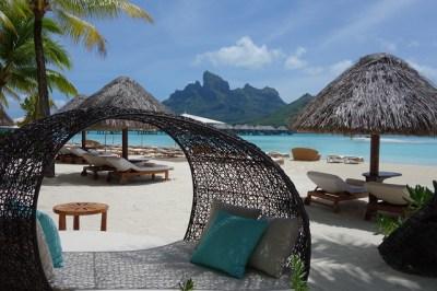 Four Seasons Bora Bora Resort   Tahiti Vacations   Bora ...