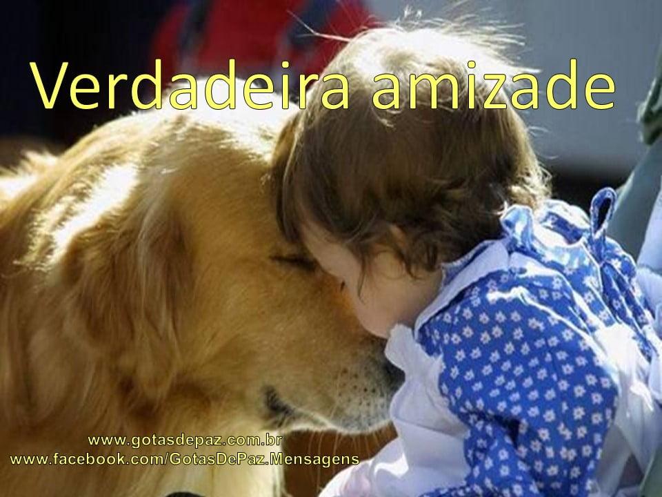 Verdadeira amizade