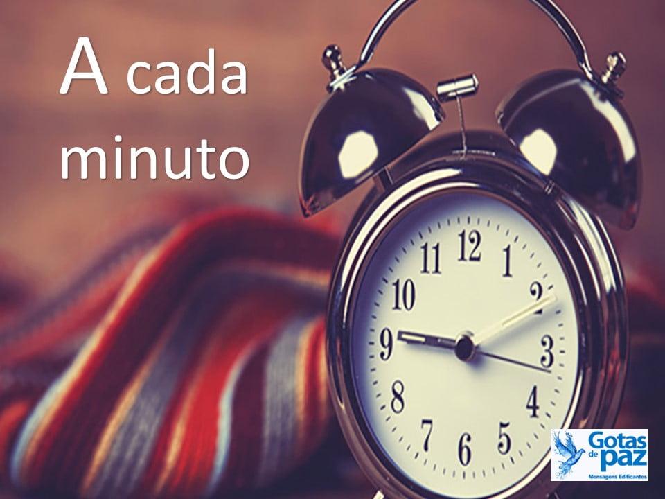 A cada minuto
