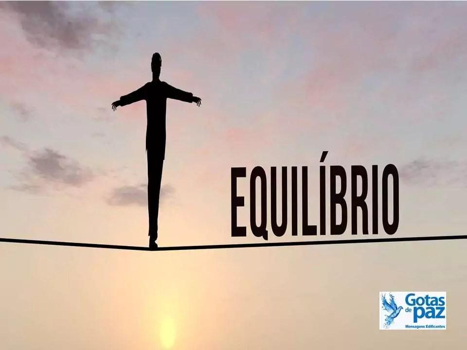 Exercer o equilíbrio, controlar atitudes e as emoções são os propósitos da evolução espiritual