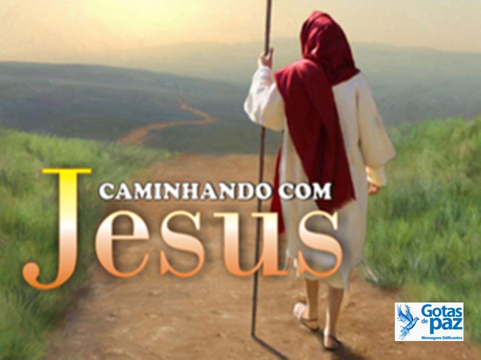Caminhar com Jesus
