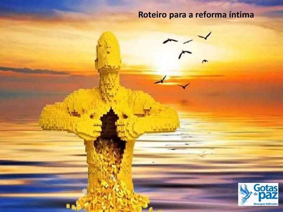 Roteiro para a reforma íntima