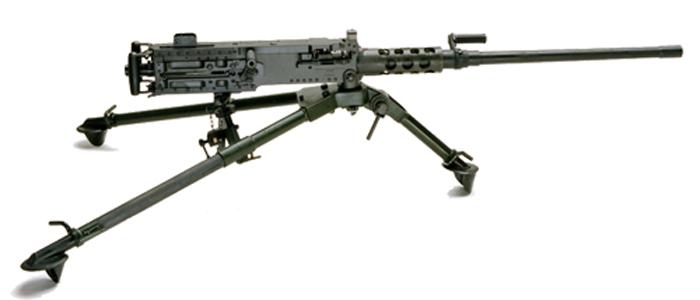 The Swedish light machine gun kulspruta 58