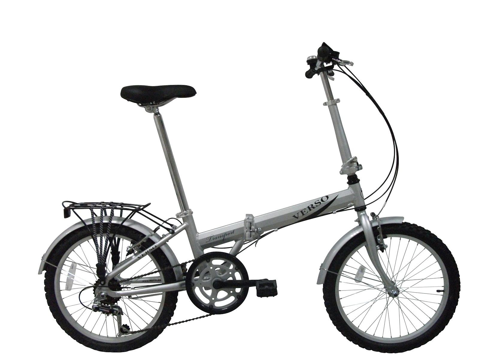 Folding Bicycle Verso Transporter