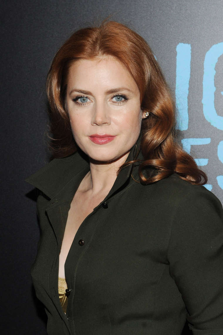 Amy Adams Big Eyes Premiere In NYC