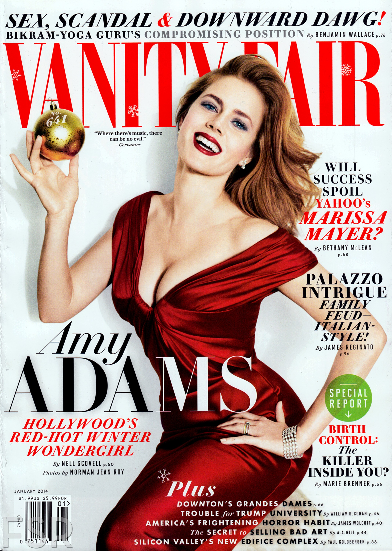 Amy Adams  Vanity Fair Magazine January 2014  GotCeleb