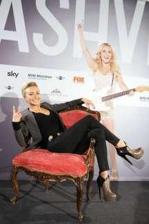 Hayden Panettiere Promoting Nashville In Germany -20