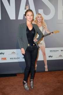 Hayden Panettiere Promoting Nashville In Germany -21