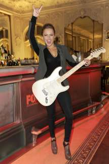 Hayden Panettiere Promoting Nashville In Germany -28