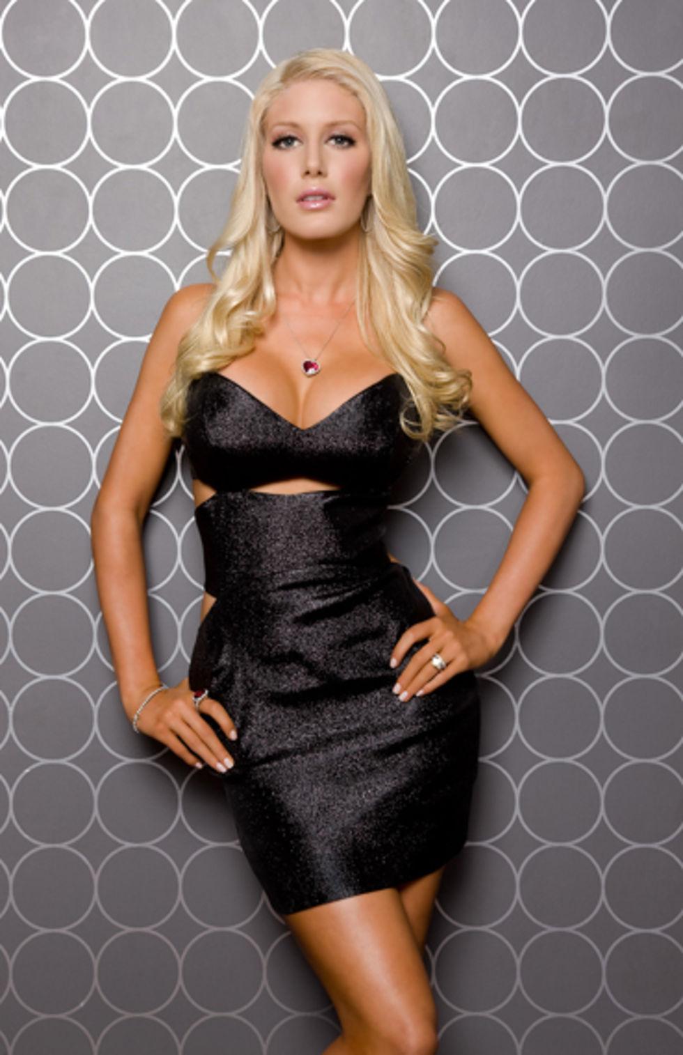Heidi Montag Cleavy In The Hills Promo Pics Season 6 16