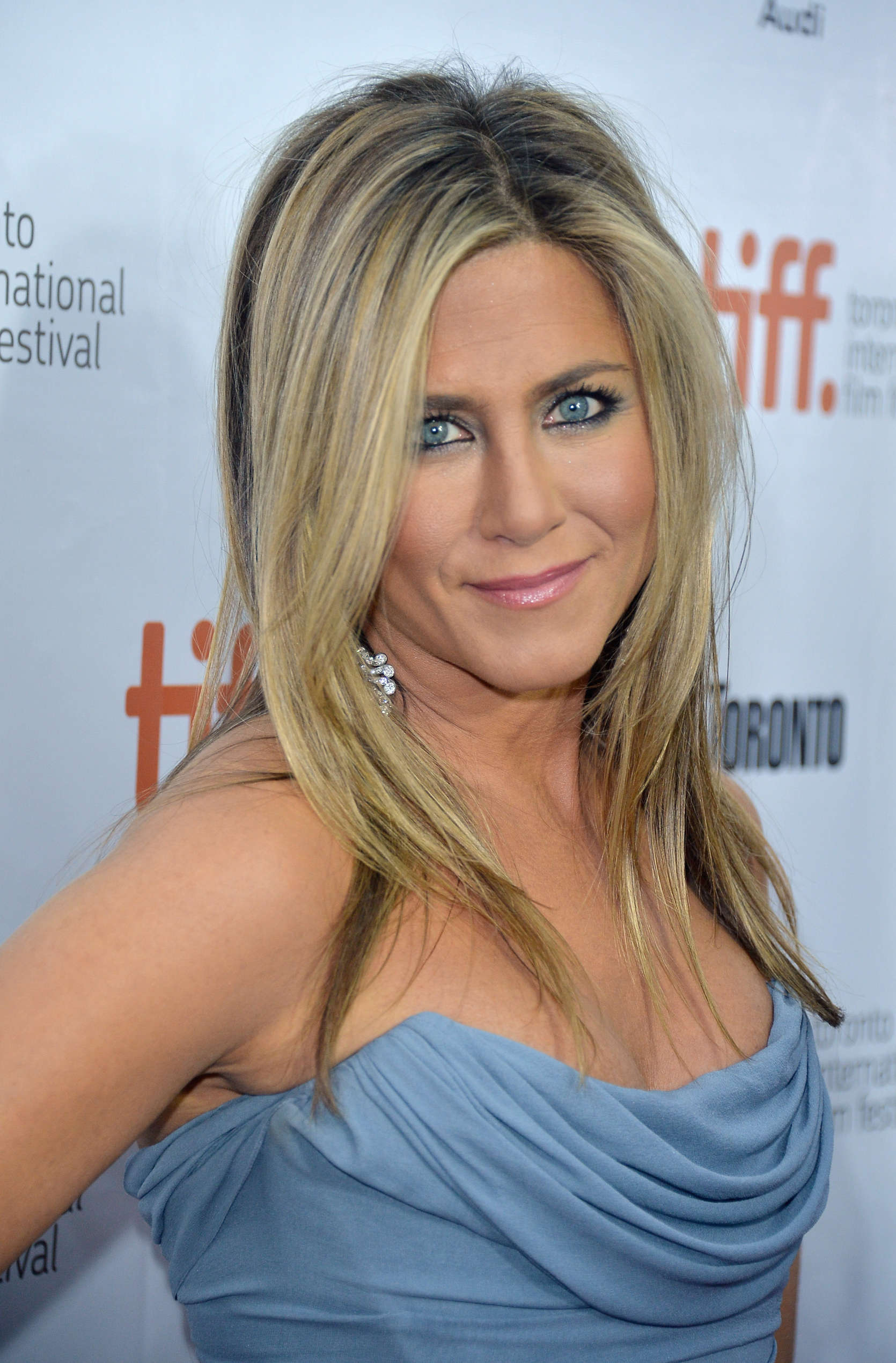 Jennifer Aniston At Life Of Crime Premiere At The TIFF In