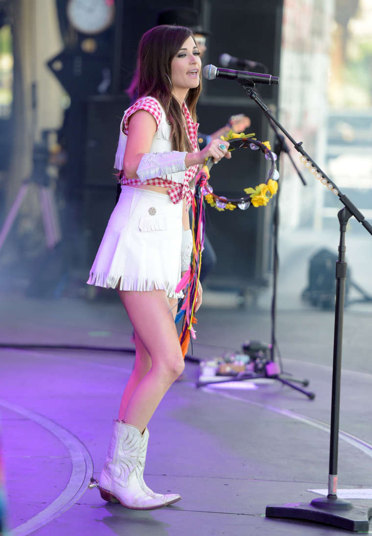 Kacey Musgraves 2014 IHeartRadio Music Festival 03